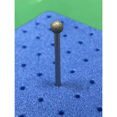 Алмазная фреза №173 Шарик 5,0 мм