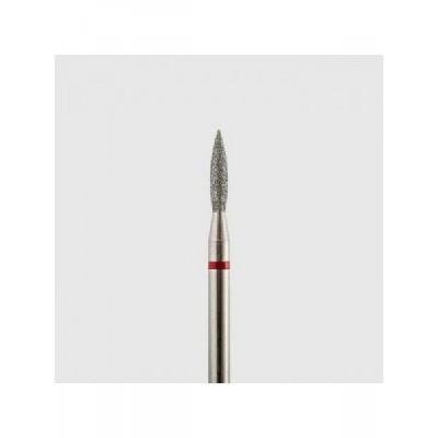Алмазная насадка VMV-113 Пламя 1.8 мм РОССИЯ