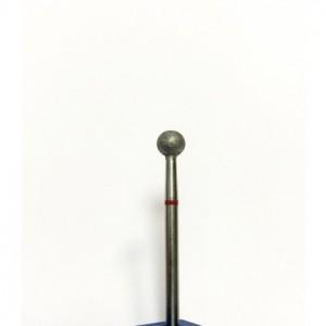 Алмазная насадка VMV-169 «Шарик 5,0 мм» РОССИЯ