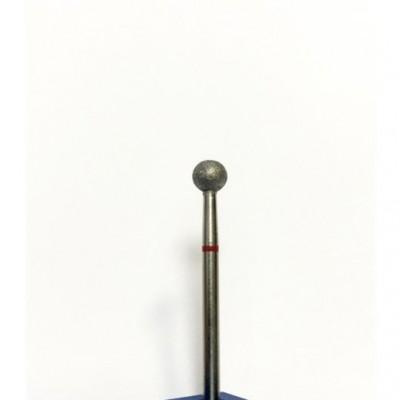 Алмазная насадка №169 «Шарик 5,0 мм»