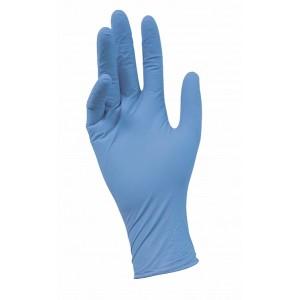 Перчатки Нитриловые NitriMAX лиловые