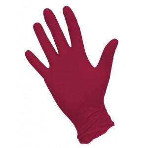 Перчатки Нитриловые NitriMAX красные