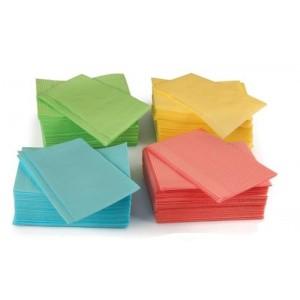 Салфетки двуслойные 33см*45см (пленка+бумага)