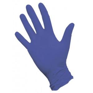Перчатки Нитриловые фиолетовые ФАБРИК S