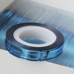 Лента для дизайна ногтей Blue