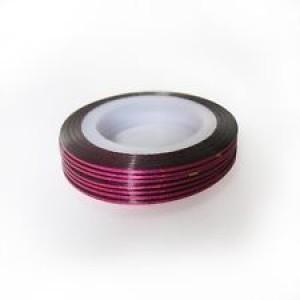 Лента для дизайна ногтей Purple