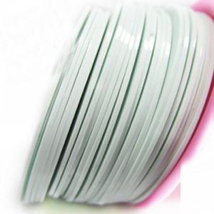 Лента для дизайна ногтей White