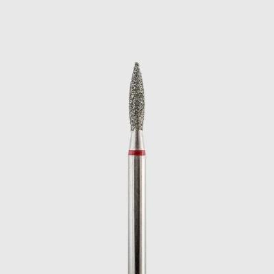 Алмазная насадка № 113 Пламя 2,3 мм