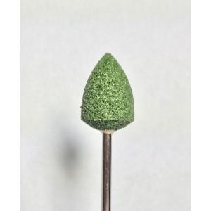 Насадка корундовая зеленая