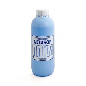 Актибор - дезинфицирующий раствор для насадок