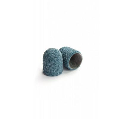 Колпачки абразивные №7  Ø10, 80 грит (коричневые)