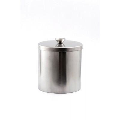Средний стальной стакан