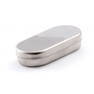 Стерилизатор для насадок Стальной (8,0*3,5*1,5 см)