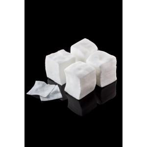 Салфетки косметические спанлейс 7х7  см