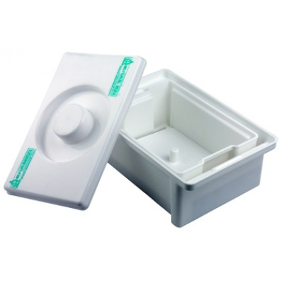 Емкость-контейнер полимерный для дезинфекции